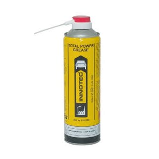 Innotec Total Power Grease Transparentes Sprühfett  500ml